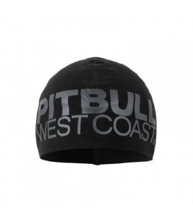Czapka Pit Bull model TNT czarno- czarna