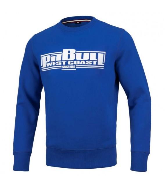 Bluza Pit Bull model Classic Boxing  royal blue