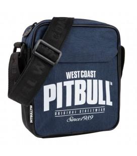 Torbana ramię Pit Bull model Since 1989 granatowa