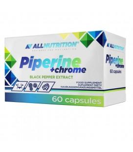 Allnutrition Piperine + Chrome 60 kaps redukcja tłuszczu