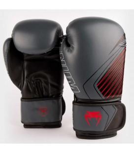 Rękawice bokserskie Venum model Contender 2.0 czarno szare