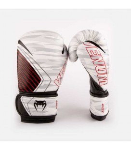 Rękawice bokserskie Venum model Contender 2.0 White/camo