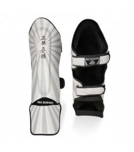 Ochraniacze na goleń i stopę DBX Bushido model JAPAN SP-10v3