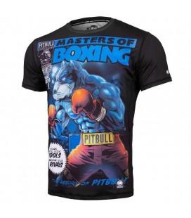 Rashguard Mesh Pit Bull Performance Pro Plus model Master of boxing