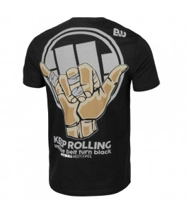 Koszulka Pit Bull model Keep Rolling.