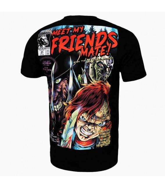 Koszulka Pit Bull model Meet My Friends