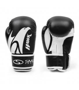 Rękawice bokserskie SMJ model Hawk czarne