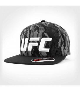 Czapka z daszkiem UFC Venum Authentic Fight Week czarna