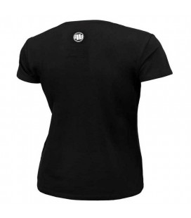 Koszulka damska Pit Bull West Coast model Boxing czarna
