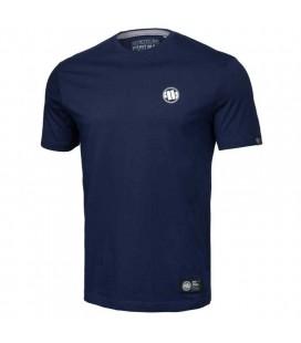 Koszulka Pit Bull model Small Logo 2021 granatowa