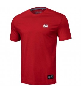 Koszulka Pit Bull model Small Logo 2021 red