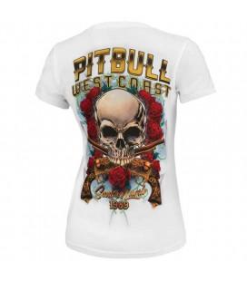 Koszulka damska Pit Bull West Coast model Santa Muerte