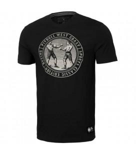Koszulka Pit Bull Garment Washed Vintage Boxing