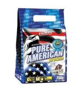 Fitmax Pure American protein 750g - białko różne smaki