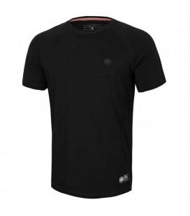 Koszulka Pit Bull Spandex Small Logo czarna