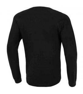 Longsleeve Pit Bull Spandex Small Logo długi rękaw czarna