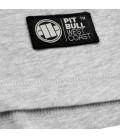 Koszulka Pit Bull Raglan Boxing kolor szaro granatowy