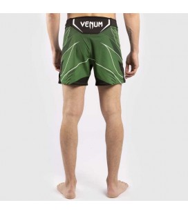 Spodenki treningowe UFC Venum Pro Line kolor zielony