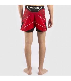 Spodenki treningowe UFC Venum Pro Line kolor czerwony