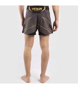 Spodenki treningowe UFC Venum Pro Line kolor czarno - złoty