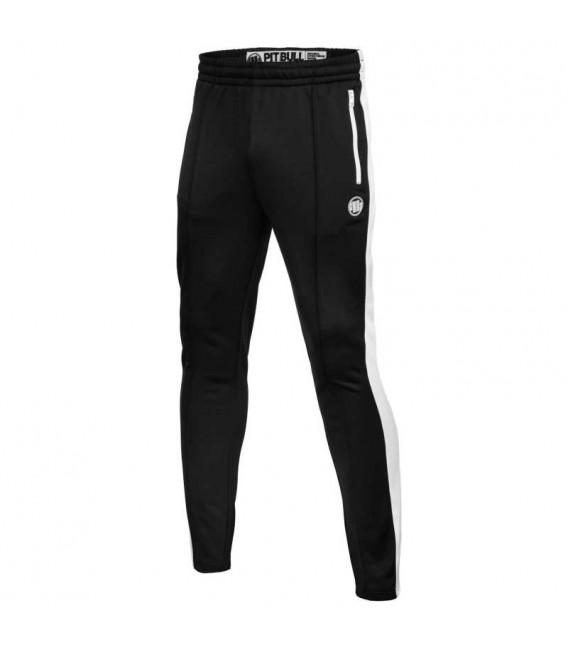 Spodnie dresowe Pit Bull Oldschool Raglan czarne