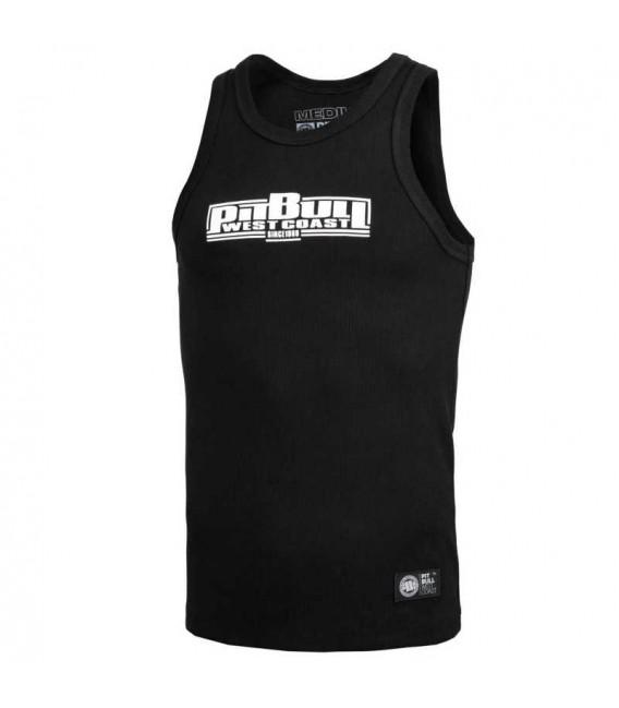 Koszulka Pit Bull tank top Rib Boxing kolor czarny