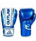 Rękawice bokserskie Rebel Outlaw niebieskie