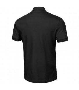 Koszulka polo Pit Bull model Slim Logo All Black