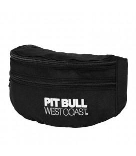 Saszetka nerka Pit Bull model 3D TNT czarna
