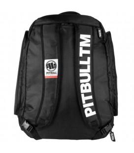 Plecak / torba Pit Bull treningowy Logo duży czarny