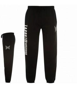 Spodnie dresowe Tapout męskie  czarne