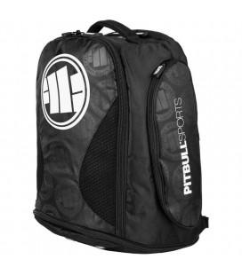 Plecak / torba Pit Bull treningowy średni Logo czarny