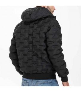 Kurtka zimowa Pit Bull model Carver kolor czarny