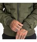 Kurtka zimowa Pit Bull model Carver kolor oliwkowy