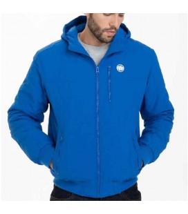 Kurtka zimowa Pit Bull model Cabrillo niebieska