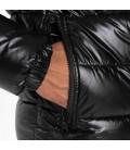 Kurtka zimowa Pit Bull West Coast model Shine czarna