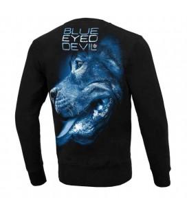 Bluza Pit Bull model BLUE EYED DEVIL X BED czarna