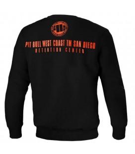 Bluza Pit Bull West Coast model Orange Dog