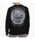 Bluza Pit Bull model Coin czarna