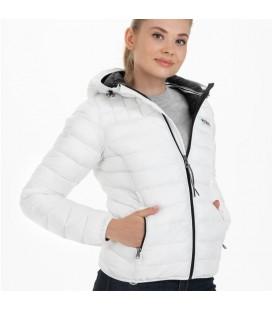 Kurtka zimowa damska Pit Bull model Seacoast biała