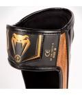 Ochraniacze nóg Venum Elite Evo Black/bronze