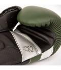 Rękawice bokserskie Venum Elite Evo Khaki/silver