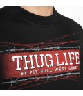 Bluza Pit Bull West Coast model Thug Life