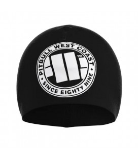 Czapka PIt Bull model Big Logo czarna