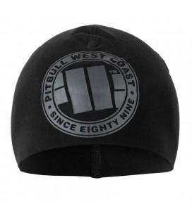 Czapka PIt Bull model Big Logo czarno czarna