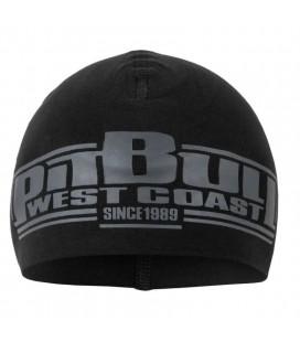 Czapka PIt Bull model Classic Boxing czarno czarna