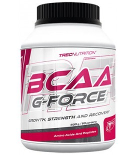 Trec BCAA G-Force + l-glutamina 600g