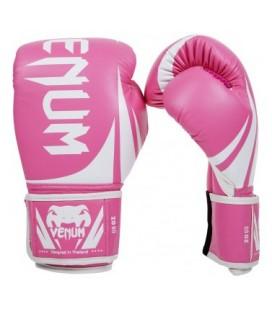 """Rękawice bokserskie Venum model """"Challenger 2.0""""  różowe"""