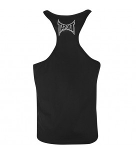 Koszulka Tapout na ramiączkach typu bokserska czarna