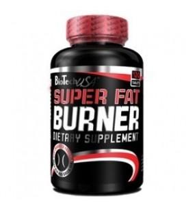 BioTech Super Fat Burner - spalacz tłuszczu 120 tab